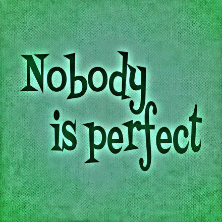 Internet Marketing - Trying To Be Too Perfect
