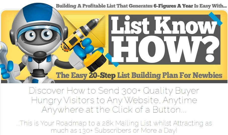 List Know How (Email Marketing)